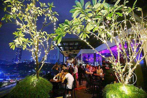 Mantra Bar KL - 16 of The Best Bars to Check Out in Kuala Lumpur for 2020!